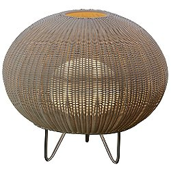 Garota 01 Outdoor Floor Lamp
