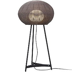 Garota Tripod Outdoor Floor Lamp