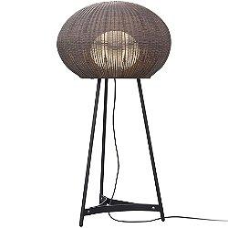 Garota Tripod Outdoor Floor Lamp