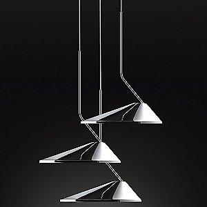 Non La Multi-Light LED Pendant Light by Bover