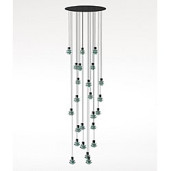 Drop Multi-Light Chandelier
