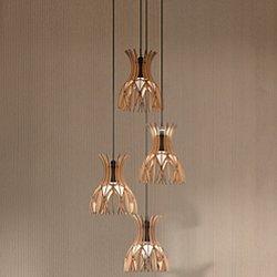 Domita Multi-Light Pendant Light