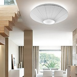 Siam Large Semi-Flush Mount Ceiling Light