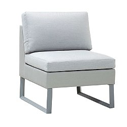 Flex Outdoor Dining Sofa Single Seat