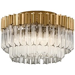 Charisma Semi-Flush Mount Ceiling Light