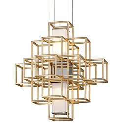 Metropolis LED Pendant Light