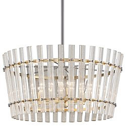 Sauterne Wide Pendant Light