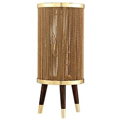 Rhodos Three Light Table Lamp