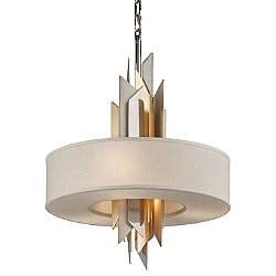 Modernist Drum Pendant Light