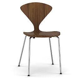 Cherner Metal Base Chair