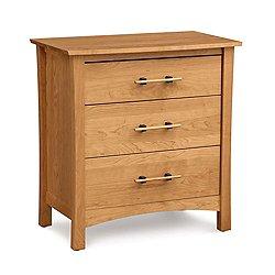 Monterey Three-Drawer Dresser