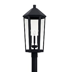 Ellsworth Post Light by Capital (Black) - OPEN BOX RETURN