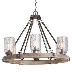 Nolan Large Chandelier by Capital Lighting - OPEN BOX RETURN