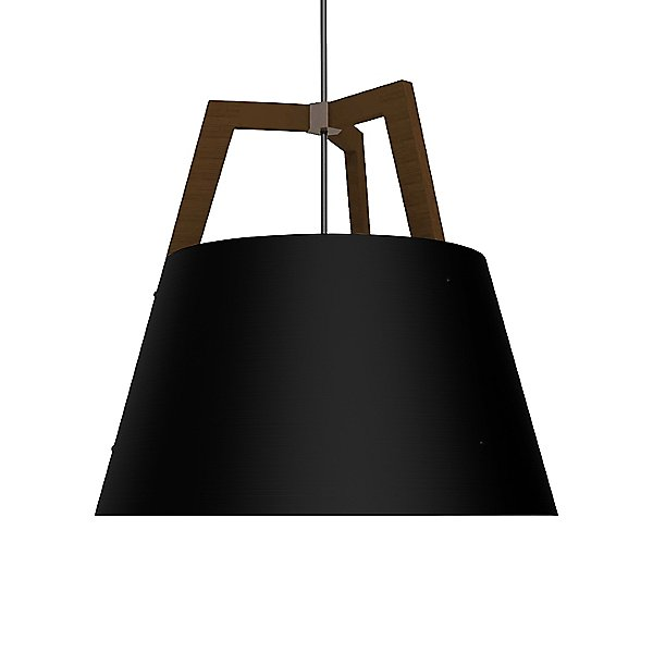 Imber Pendant Light By Cerno - Color: Aluminum - Finish: Aluminum - (06-210-17amcs)