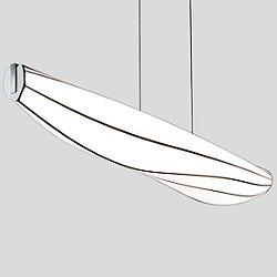 Lenis LED Linear Suspension Light