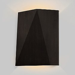 Calx Indoor Outdoor LED Wall Light