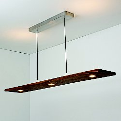 Vix 5 Light LED Linear Pendant Light