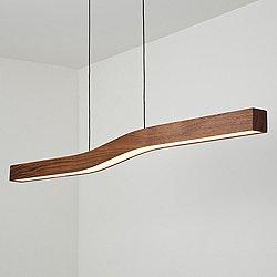 Camur LED Linear Pendant Light