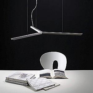 Lineal-Y LED Pendant Light by Carpyen