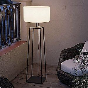 Tiffany 2 Outdoor Floor Lamp by Carpyen