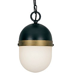 Capsule Outdoor Pendant Light