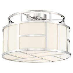 Danielson Semi-Flush Mount Ceiling Light