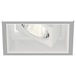 Ardito 3.5 Inch Ultra-Thin Square Adjustable Trim by Contrast Lighting