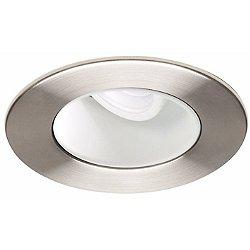 Urbai 4 Inch Round Adjustable Regressed LED Trim