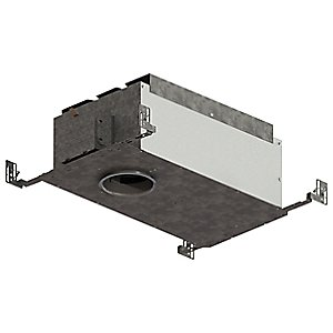 Concerto LED 3.5 Inch New Construction IC-Rated Housing by Contrast Lighting
