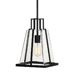 Eliza Glass Pendant Light