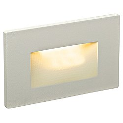 Horizontal Recessed LED Step Light