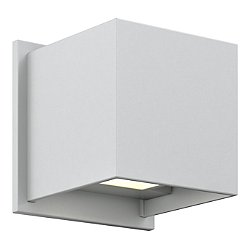 Square Directional LED Outdoor Wall Sconce
