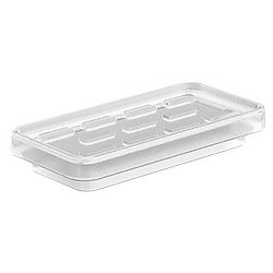 Harmoni Frosted Glass Soap Dish