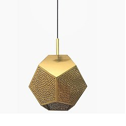 Ula Geometric Pendant Light