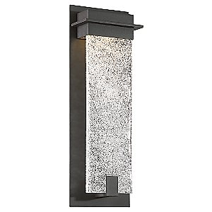 Spa LED Outdoor Wall Light by dweLED