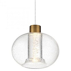 Crater LED Mini Pendant Light