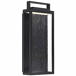 Farmhouse LED Wall Light (Black /17 Inch) - OPEN BOX RETURN
