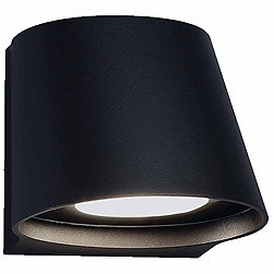Mod LED Wall Sconce by dweLED (Black) - OPEN BOX RETURN
