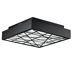 Arnoldo Square LED Flush Mount Ceiling Light