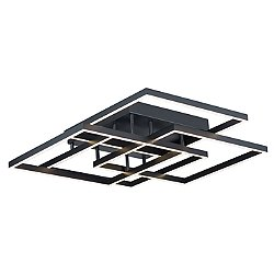 Garmano LED Square Flush Mount Ceiling Light