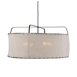 Dunne Drum Pendant Light