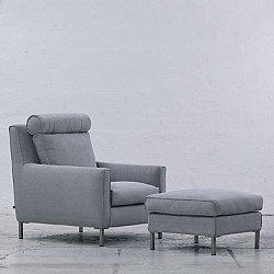 Streamline High Back Lounge Chair