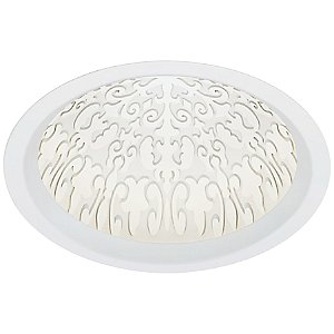 ELEMENT Reflections Fleur 5 Inch Dome Trim by Element