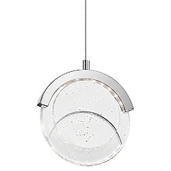Carbon 84120 LED Mini Pendant Light