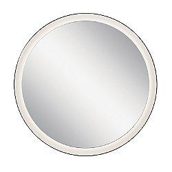Ryame Round LED Lighted Mirror
