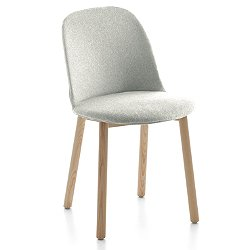 Alfi Chair, High Back With Alfi Soft Slip Cover