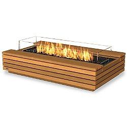 Cosmopolitan 50 Teak Fire Table