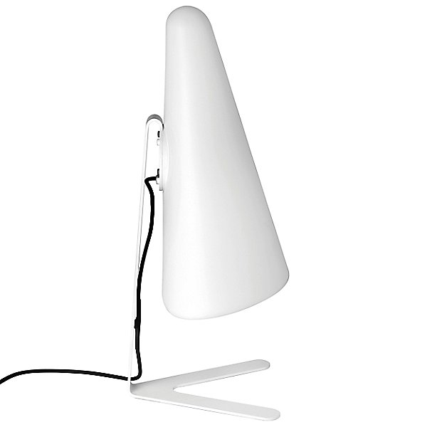 M-3044 Nan Outdoor Floor Lamp By Estiluz - Color: White (030447902x)