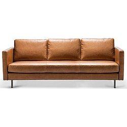 N501 Leather Sofa