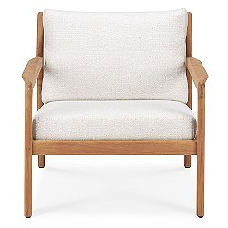 Teak Jack Outdoor Lounge Chair